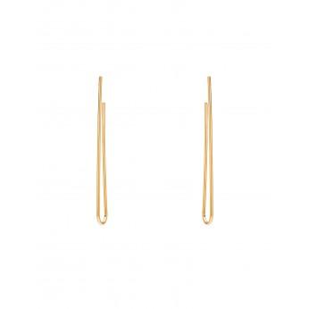 LA Gold Earrings