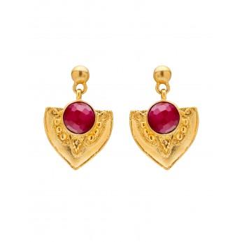 Czarina Drop Earrings