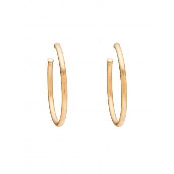 Hoop Luxe Earrings