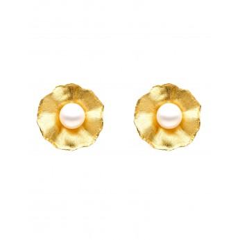Waterlily Earrings